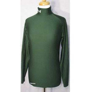 Under Armour Hunter Green Compression Shirt